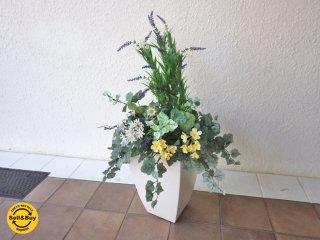 フェイクグリーン 観葉植物 造花  インテリア グリーン C◇