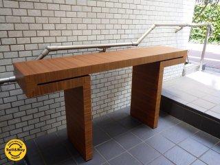 アクタス ACTUS ポラダ porada イタリア 雅 ミヤビ MIYABI コンソール テーブル 定価 215,000円 ■