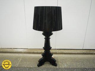 カルテル Kartell ブルジー BOURGIE テーブルランプ ブラック フェルーチョ・ラヴィアーニ Ferruccio Laviani ◎