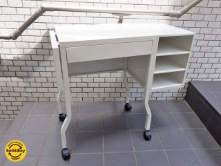 インダストリアル デザイン Steel Typewriter Desk スチールタイプライターデスク P.F.S取扱 ■