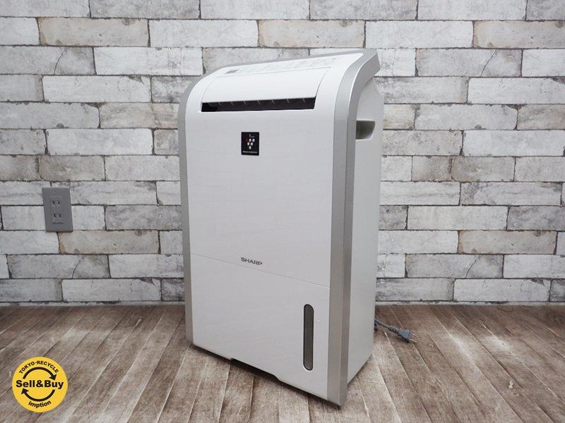 シャープ / SHARP 『 プラズマクラスター 衣類乾燥 除湿機 CV-C140-W 2014年製 』 ●