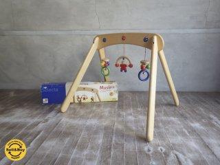 セレクタ SELECTA / ベビージム ムジーナ 玩具 ♪