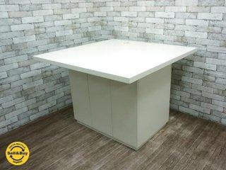 アクタスACTUS オウン OWNキッチンステージシリーズ ワークテーブル カウンターテーブル ●