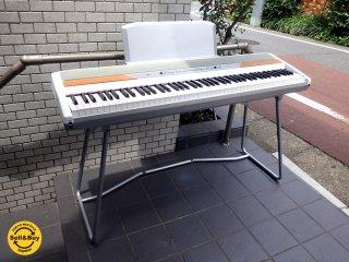 コルグ KORG SP-250 WS 電子ピアノ キーボード 2011年製 88鍵盤 専用スタンド ダンパーペダル 楽譜立 ■