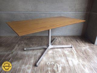 カフェテーブル ウッド × アイアン X脚 ♪