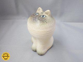 リサラーソン Lisa Larson マヤ MAYA キャット グスタフスベリ Gustavsberg 猫 置物 ■