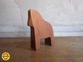 木製 ダーラナホース S 北欧雑貨 オブジェ  ♪