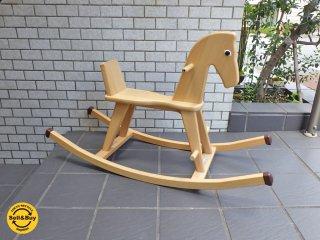 ゴイター Geuther ロッキングホース 木馬 ボーネルンド 玩具 ■