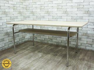 イノベーター innovator 113 ダイニングテーブル ホワイトオーク天板 ●