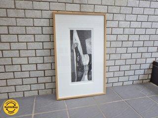 中村未来 リトグラフ 6通りの考え 2/7 版画 額装 現代作家 アート Cassina IXC 取扱 ■