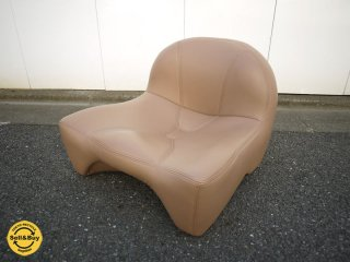 ドリーム 馬具座椅子 本格レザー調 ◎