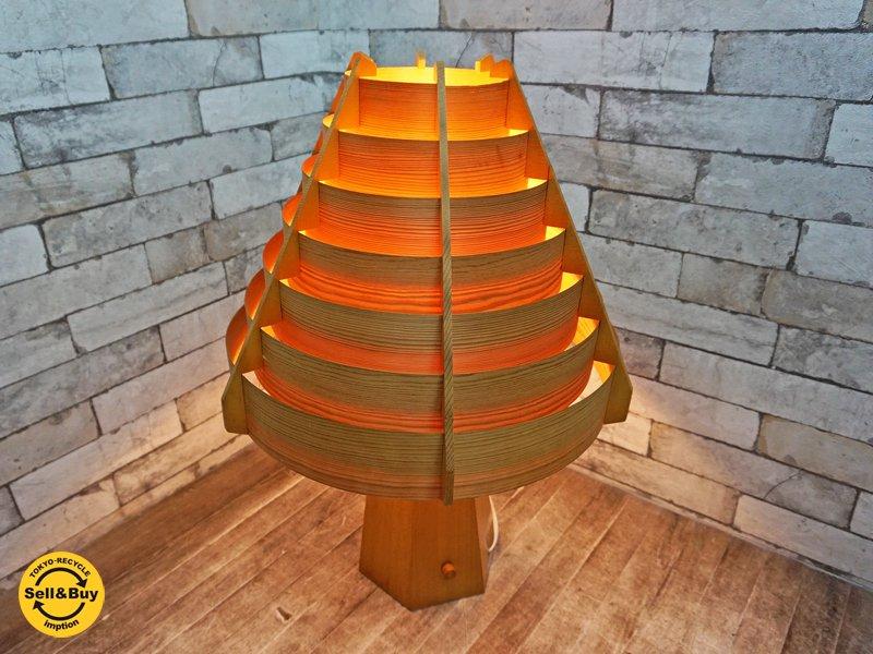 ヤマギワ yamagiwa ヤコブソンランプ JAKOBSSON LAMP ハンス アウネ ヤコブソン ●