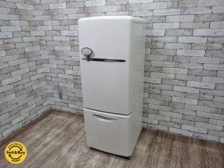 ナショナル National ウィル WiLL 冷蔵庫 165L 2006年製 ノスタルジックデザイン ●