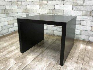 タイム&スタイル Time&Style  VILLETE オーク材 サイドテーブル 定価6万 ●