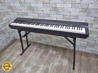 カシオ CASIO 電子ピアノ PX-160BK  2016年製 専用スタンド ダンパーペダル 楽譜立て  ●