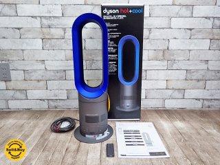 ダイソン Dyson ホット&クール Hot + Cool ファンヒーター AM05 未使用 箱付 ●