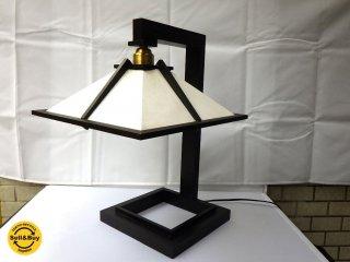 フランクロイドライト タリアセン1ミニ テーブルランプ S2527B ブラック FRANK LLOYD WRIGHT■