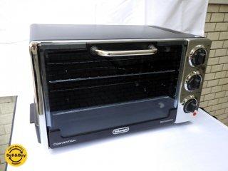 美品 デロンギ DeLonghi コンベクションオーブン RO-2058 大容量 20L/ 30cmピザなら2枚 ■