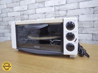 デロンギ Delonghi ピザ&トースト コンパクトオーブン EO1202J-W ●