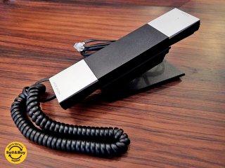 ヤコブ・イェンセン JACOB JENSEN T-1 電話機 Telephone シルバー モダン ●
