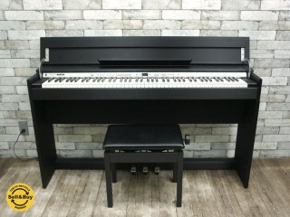 ローランド Roland 電子ピアノ DP-990 スツール付き ●
