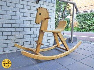 ケラー KELLER 木馬 ペーター Peter ビンテージ ドイツ ■
