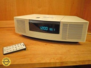 ボーズ BOSE ウェーブラジオ/CD Wave Radio CD MODEL AWRC0P ◎