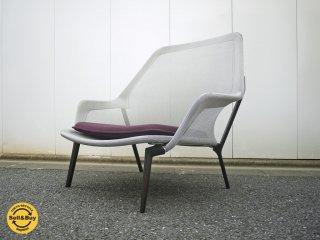 ヴィトラ Vitra スローチェア SlowChair デザイナー:ロナン&エルワン・ブルレック兄弟 定価24万 ◎