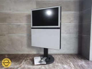 EIZO ナナオ FORIS.TV フォリス DVDプレーヤー付 液晶テレビ SC26XD2 ホワイト 2008年製 26インチ 地デジ対応 高さ4段階調整可能 川崎和男 デザイン家電 ♪