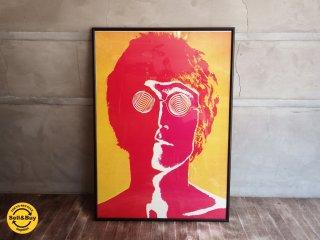 ジョン・レノン John Lennon ポスター Poster by リチャード・アヴェドン Richard Avedon ♪