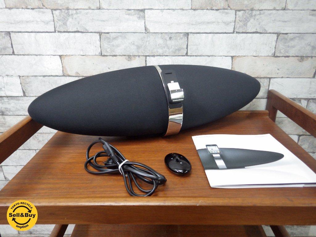 バウワース&ウィルキンス B&W ツェッペリン エアー Zeppelin Air USBコネクタ リモコン 取説 付 ●