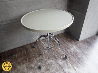 ダルトン DULTON X4 table X4テーブル 折りたたみ ラウンド カフェテーブル ♪