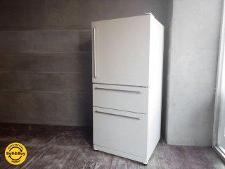 無印良品 MUJI 246L 冷凍冷蔵庫 M-R25B 深澤直人 デザイン 2004年製 廃盤 ♪