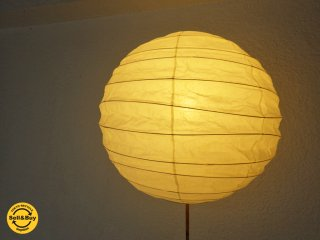 イサムノグチ AKARI アカリ フロアライト 55DD+BB3 バンブー 照明 提灯 ◇