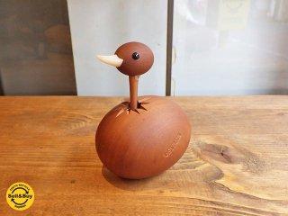 ロイヤルペット ROYALPET オーストリッチ Ostrich 木製玩具 オブジェ B ■