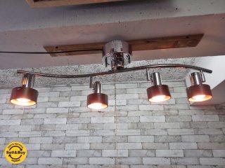 キューブ CUBE シーリングライト 4灯 スポットライト 照明 ●