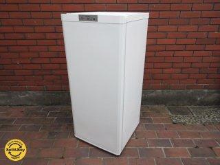 三菱 / MITSUBISHI 『 121L ノンフロン冷凍庫 / 冷凍ストッカー 』 MF-U12N-W 2011年製 ●