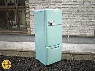 ナショナル National ウィル WiLL 冷蔵庫 ターコイズカラー 162L 2004年製 ◎