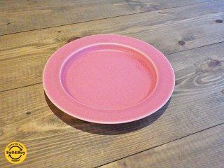 イイホシユミコ iihoshiyumiko アンジュール unjour gouter ソーサー プレート 皿 直営店限定ピンク ■