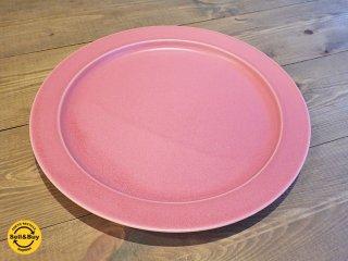 イイホシユミコ iihoshiyumiko アンジュール unjour matin プレート 皿 直営店限定ピンク ■
