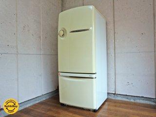ナショナル National ウィル WiLL 冷蔵庫 260L 2001年製 デザイン家電  ●