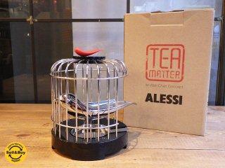 アレッシィ ALESSI Tea Matter メロディ機能付き ティーストレーナー ■