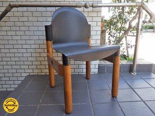 トーネット THONET フレックス サイドチェア FLEX Side Chair スタッキング ゲルド・ランゲ デザイン B ■
