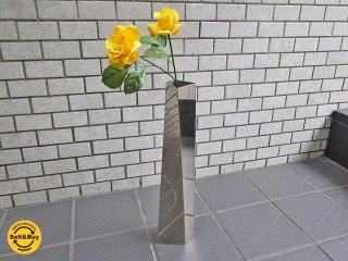 アレッシィ ALESSI クレヴァス Crevasse フラワーベース 花器 ZH01 ■