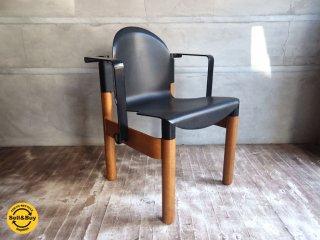 トーネット THONET フレックス サイドチェア FLEX Side Chair スタッキング ゲルド・ランゲ 曲木 A  ♪