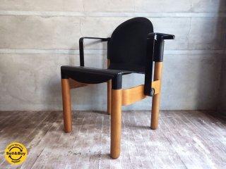 トーネット THONET フレックス サイドチェア FLEX Side Chair スタッキング ゲルド・ランゲ 曲木 B  ♪