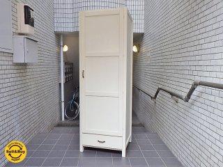 モモナチュラル Momo Natural シエル CIELE ワードローブ コートハンガー ホワイト ■
