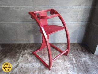 シン社 shin イーチェア e-chair ガード付き レッド ♪