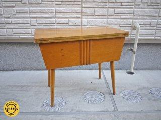 UK ビンテージ morco product ゲームテーブル コーヒーテーブル 英国ビンテージ 収納ボックス◎