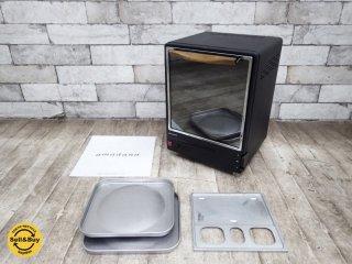 アマダナ amadana オーブントースター ブラック TT-111 ウッド取っ手 希少 取扱説明書付き ●